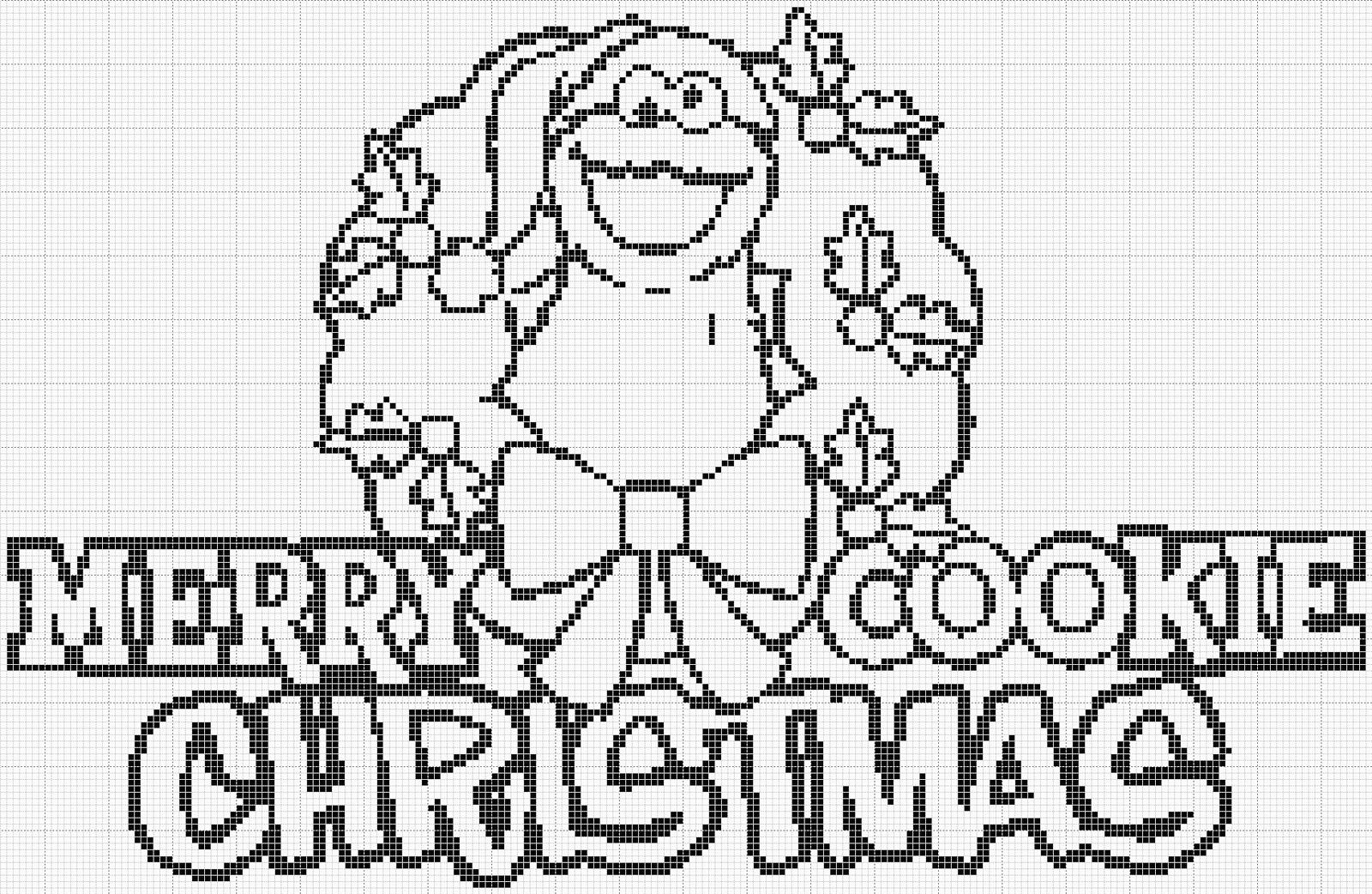 cro knit inspired creations by luvs2knit sesame street cookie monster charts christmas too