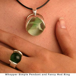 Got all your marbles interchangeable marble jewelry the for How to make marble jewelry