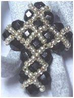 Beaded Cross Pendant Patterns