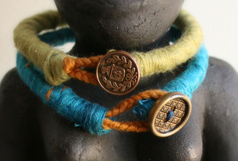 Friendship Bracelet Patterns - Buzzle