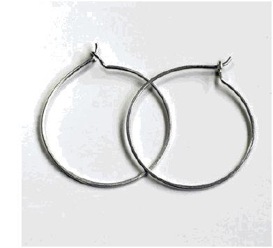 How to Make Hoop Earrings Tutorials