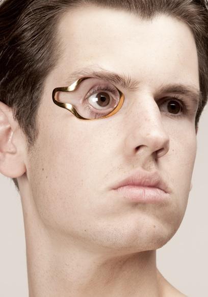unusual piercing. jewelry requires piercing!
