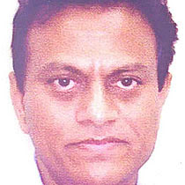 Undated Interpol handout photo of Amit Kumar, wanted by Interpol as the alleged ringleader of India's kidney-transplant factory.