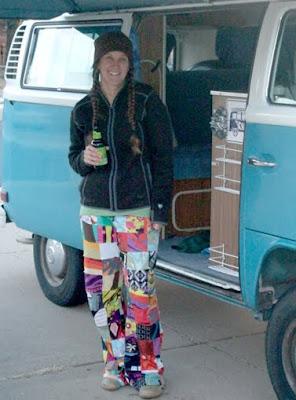 Patchwork Hippie Pants