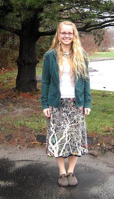 karmatic+164 - Spring Buds Super Cool Skirt!