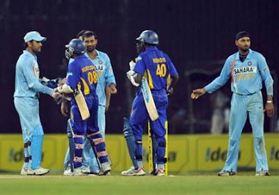 India vs SriLanka ODI Live Score and updates