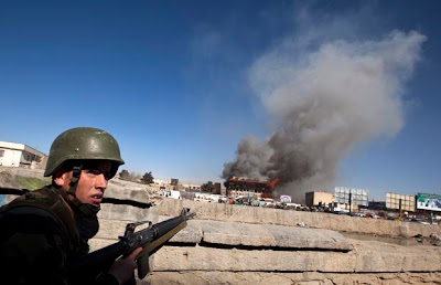 Kabul Attack News Updates