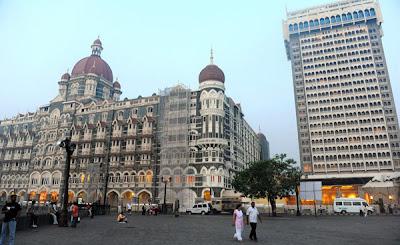 India marks Mumbai anniversary