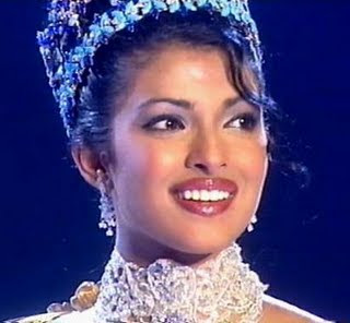 Priyanka returns to Miss World