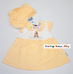 2pcs Peter Rabbit Dress PR002