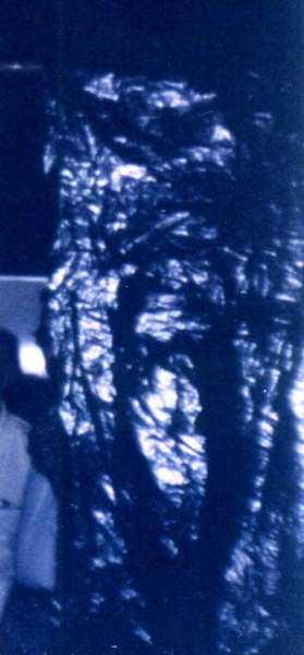 Ser 2 de 5ª dimensão com Guia Taeniac no centro, Petrópolis, RJ - Brasil 19-10-2002