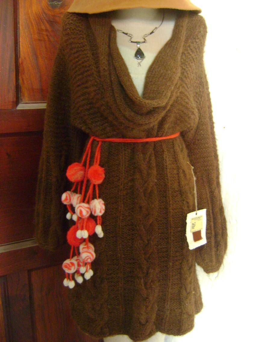 Regional sonko vestido tejido a mano de lana de llama - Mantas de lana hechas a mano ...
