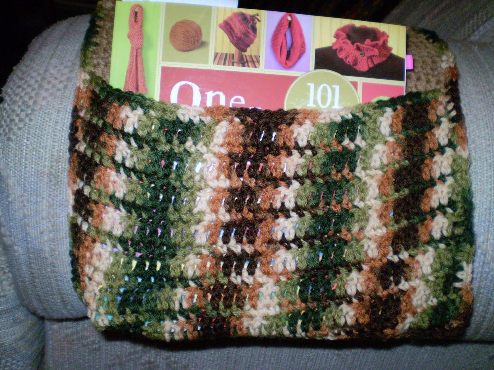Outstanding Crochet Organizer Pattern Gift - Easy Scarf Knitting ...