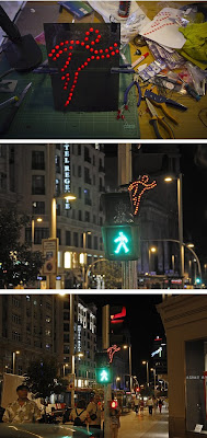 Lampu-lampu Lalu Lintas yang Unik nan Kocak