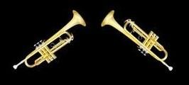 El Señor mismo, con voz de mando... con trompeta de Dios, descenderá del cielo...