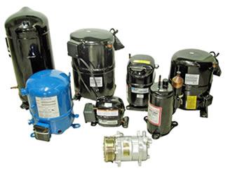Tipos de compresores de refrigeracion