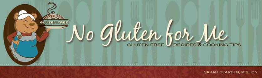 No Gluten 4 Me