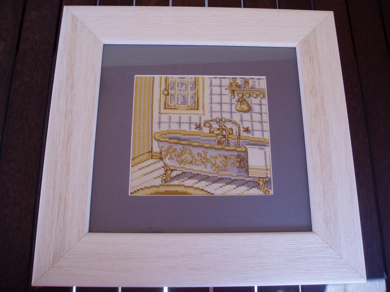 El costurero de teresa cuadros de cuarto de ba o for Cuadros cuarto de bano originales