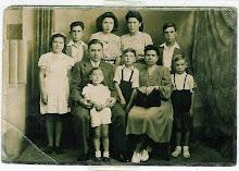 Mis bisabuelos e hijos