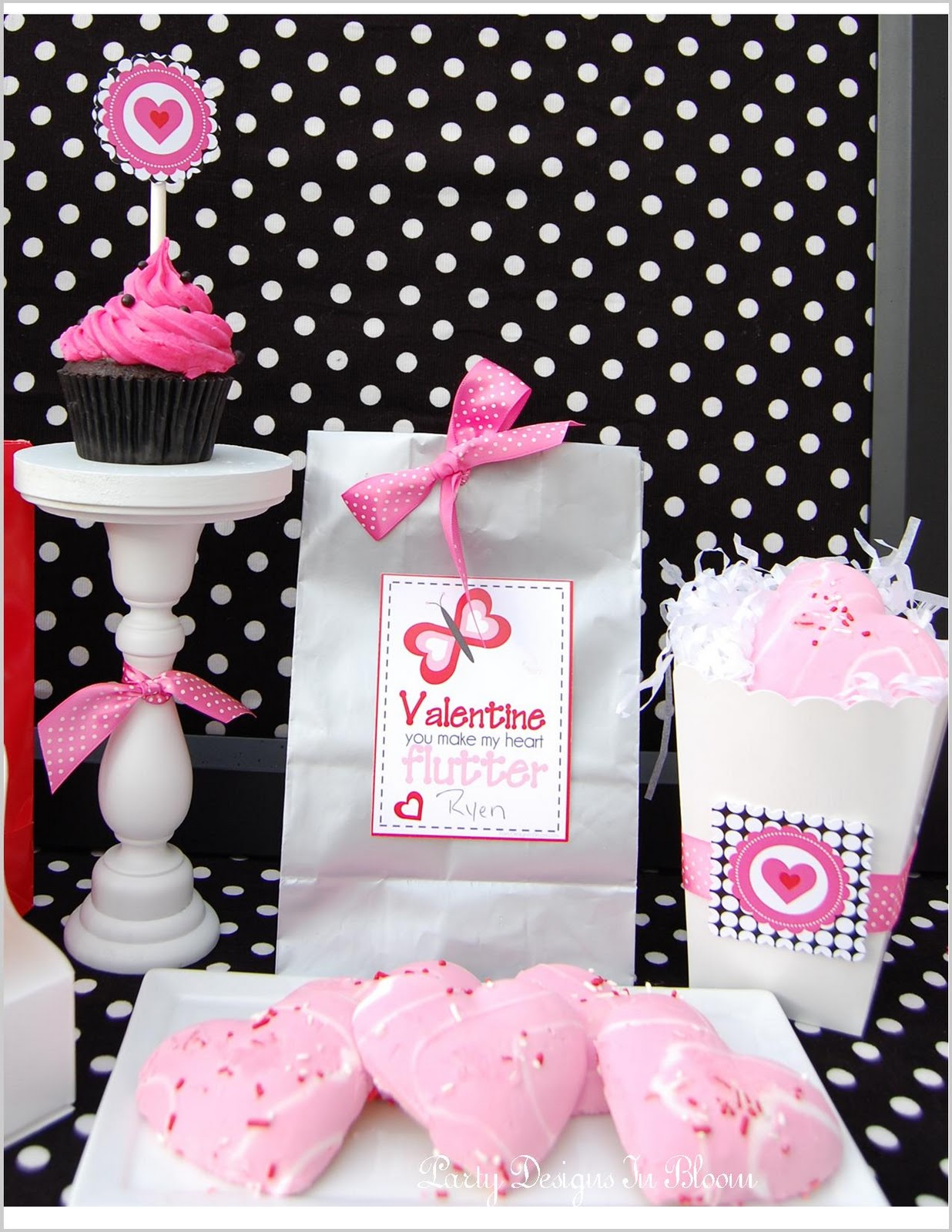 Party Designs In Bloom Sweet Ideas For Your Free Mini