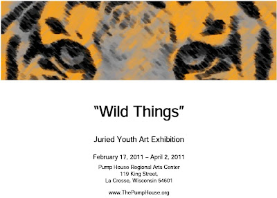 Wild Thing art competition
