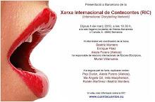 Presentación en Barcelona de la RIC