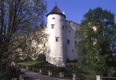 Castle in Chorstyn