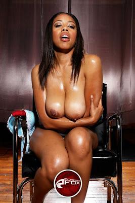 naked big black ass american girl
