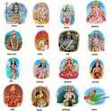 Alguns deuses do hinduismo