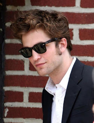 robert pattinson ray bans. Rob: Often imitated, never