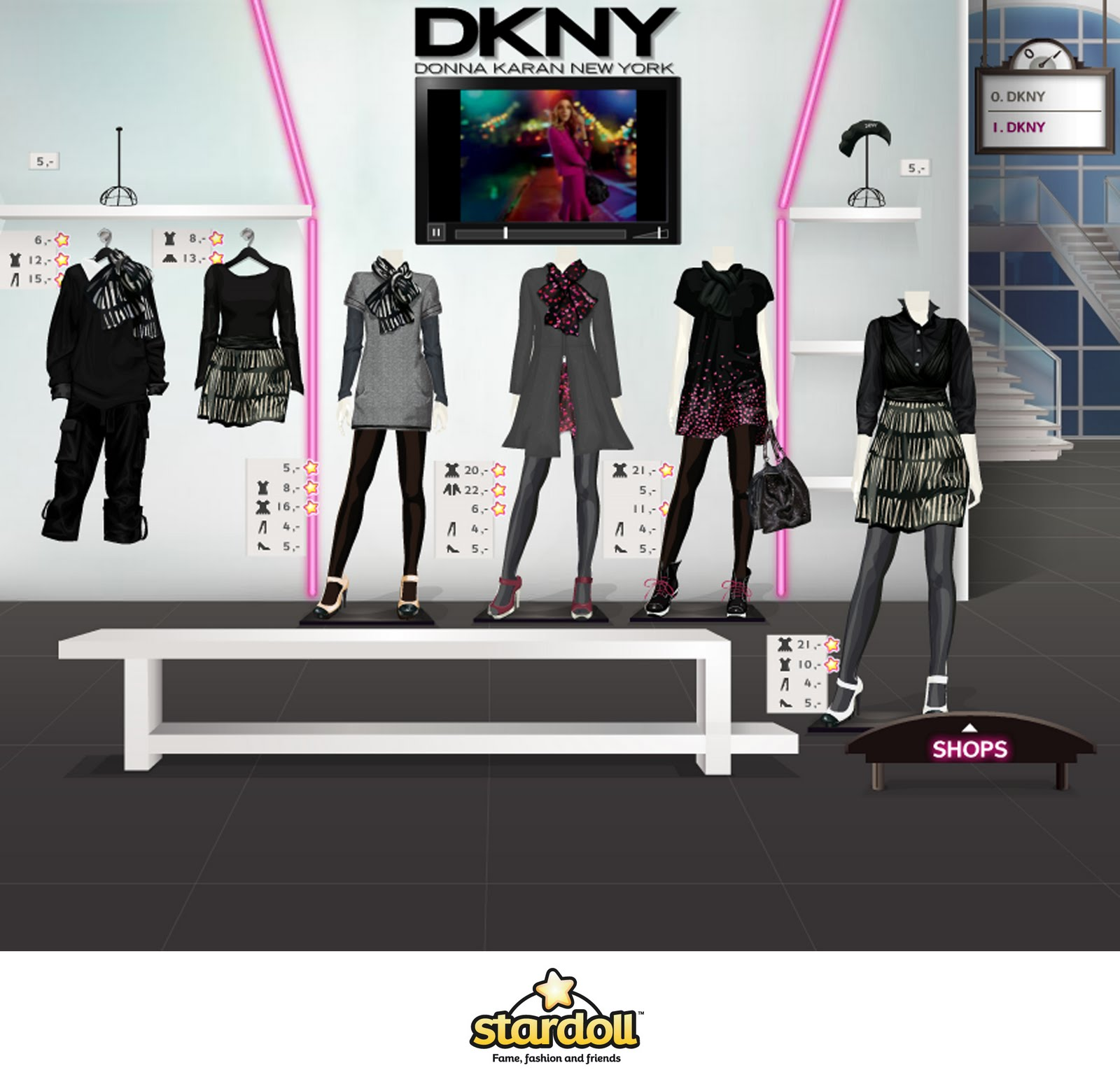 These are the most valuable dkny there are out there...everybody wants a ...