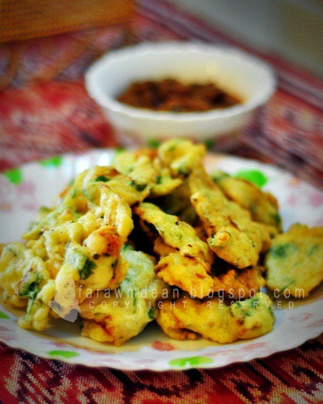 Resepi Cucur Udang Rangup Azie Kitchen Copd Blog E