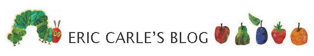 Eric Carle Blog