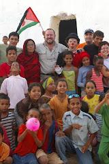 Membres de l'Associació als Camps de refugiats de Tindouf