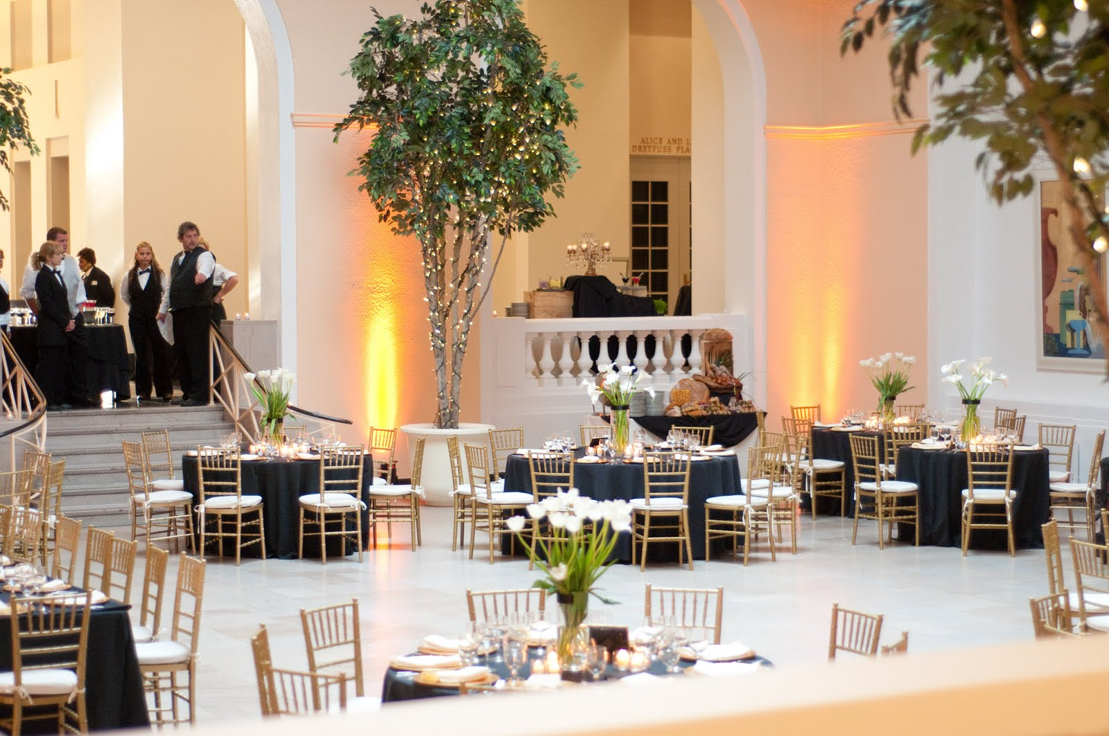 Ultimate Caterer For Unique Locations Newark Musuem Weddings