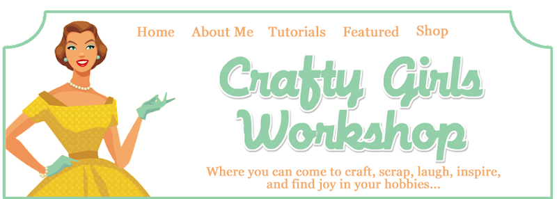 Crafty Girls Blog Design
