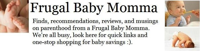 Frugal Baby Momma