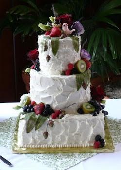 Rebecca's Wedding Cake