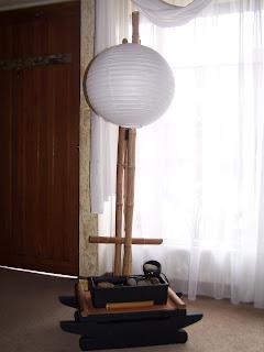 Lamparas estilo zen - Lamparas estilo japones ...