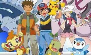 Pokemon diamante y perla Pokemon2