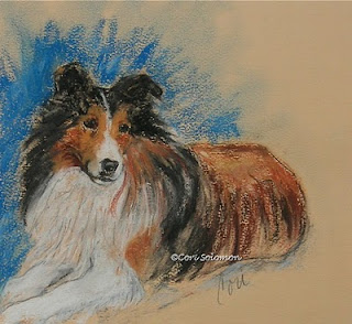 Shetland Sheepdog - Sheltie - Loyal Companion By Cori Solomon