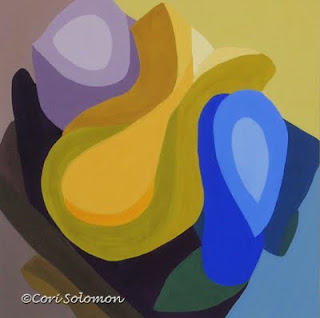 Rhapsody In Color By Cori Solomon