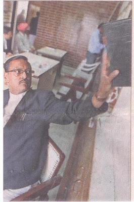 BJP Candidate Satya Pal Jain in High Court