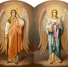 Sf. Arhangheli Mihail si Gavril