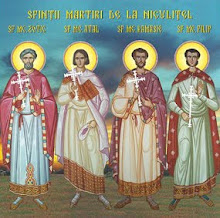Sf Mc Zotic, Atal, Camasie si Filip