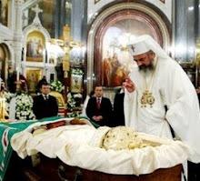PF DANIEL, LA INMORMANTAREA PATRIARHULUI RUSIEI, ALEXEI AL II-LEA