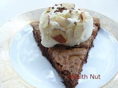 Health Nut: Chocolate-Espresso Mousse Cake