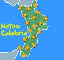 Che tempo farà in Calabria?