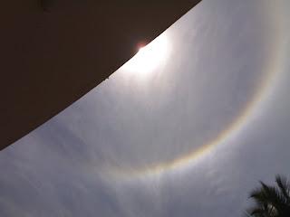 Sunday solar Corona