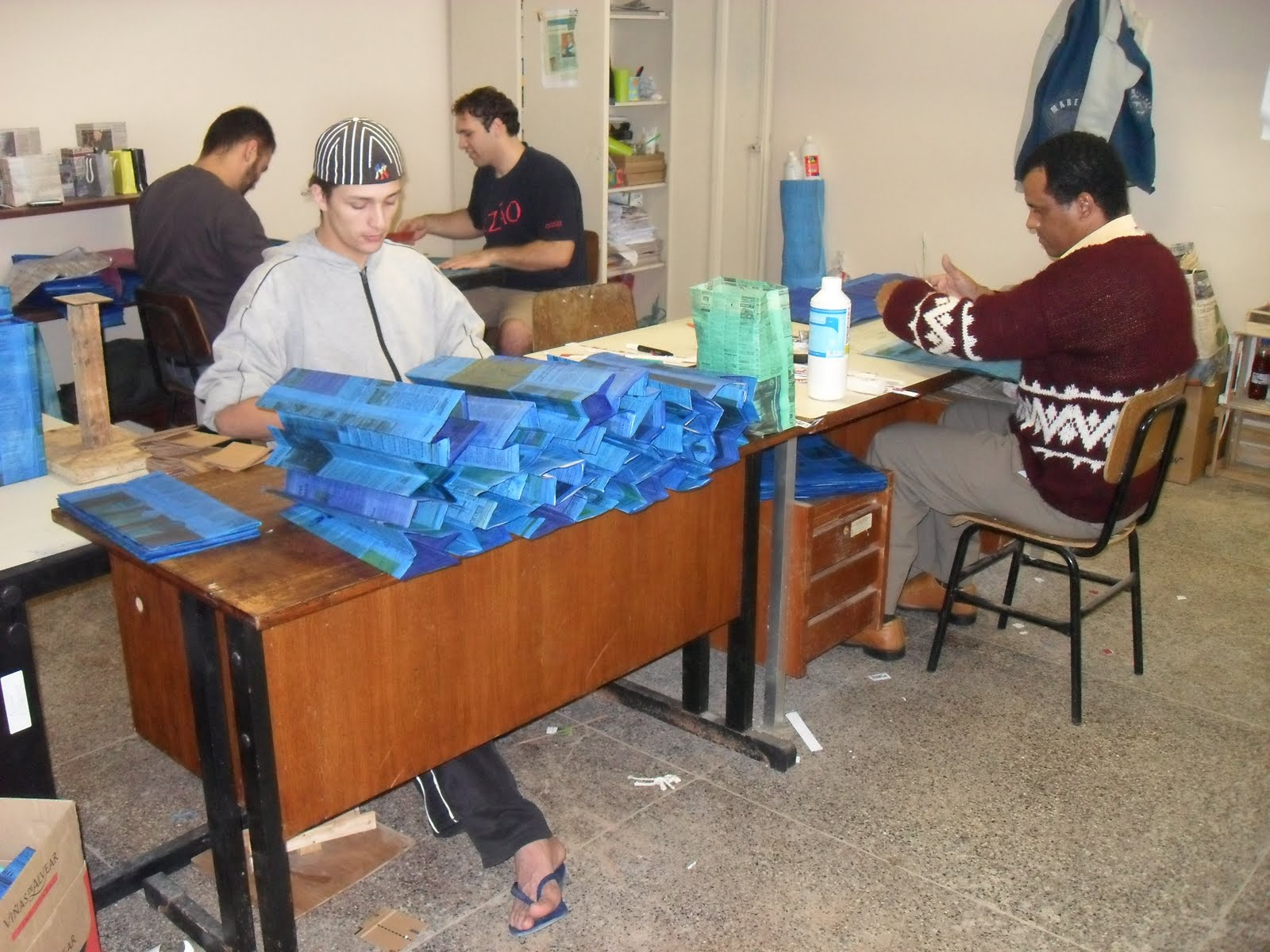 Aparador Drio Habitat ~ Reciclagem e Arte Artesanato Sustentável por u00b4Maíra Fontoura Oficina de Artesanato